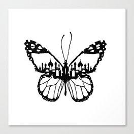 Arabian Butterfly Canvas Print