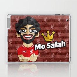 Mo Salah Laptop & iPad Skin
