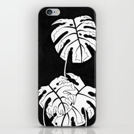 Monstera Deliciosa iPhone Skin