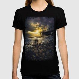 Man in the maze T-shirt
