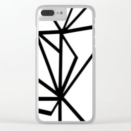 out focus Clear iPhone Case