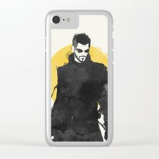 Mankind Divided Clear iPhone Case