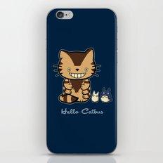 Hello Catbus iPhone & iPod Skin