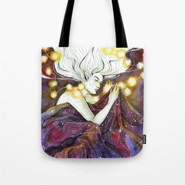I Dreamt of a Universe Tote Bag