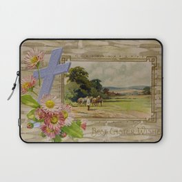 Best Easter Wishes from 1909 Laptop Sleeve