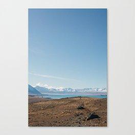 Lake Tekapo III Canvas Print