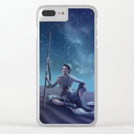 The Scavenger Clear iPhone Case