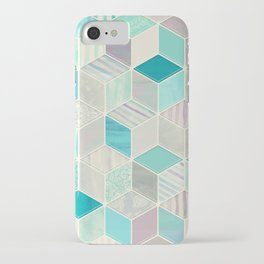 Vacation Patchwork iPhone Case