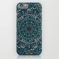 Winter Mandala Slim Case iPhone 6s