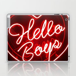 Hello Boys Laptop & iPad Skin