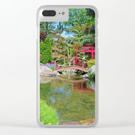 The Truth of Letting Go Clear iPhone Case