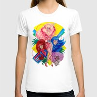 jem T-shirts featuring Jem and the Holograms by Megan Mars