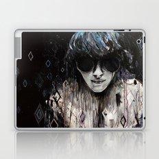Black Mirror Laptop & iPad Skin
