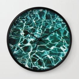 Waiting For Summer #society6 #decor #buyart Wall Clock