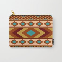 Southwestern Navajo Carry-All Pouch