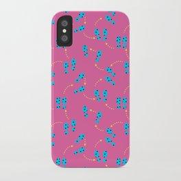 Fancy Dancing iPhone Case