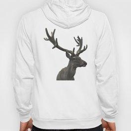 Single Deer Hoody