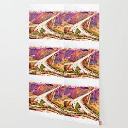 Catanzaro: Morandi bridge Wallpaper
