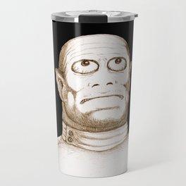 Clueless Alien Travel Mug