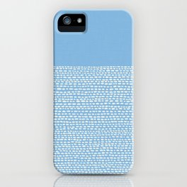 Riverside - Placid Blue iPhone Case
