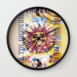 You are the Brightest Star Wall Clock