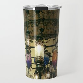 Turkish Lanterns! Travel Mug