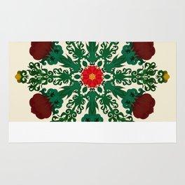 Flowerflake #8528756 Rug