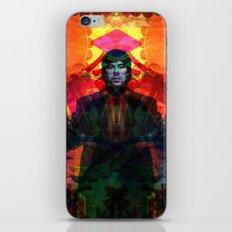 Mountain Drummer iPhone & iPod Skin