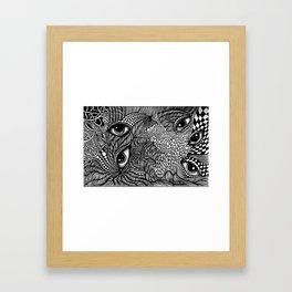 [sensus] Framed Art Print