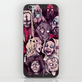 The Firefly Family iPhone Skin