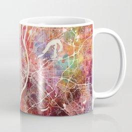 Saint Louis map Coffee Mug