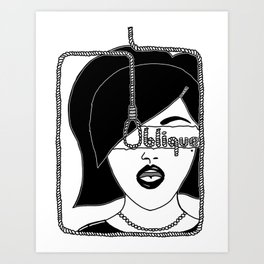 Noose Art Print