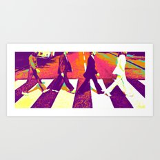 Fantastic Four Art Print