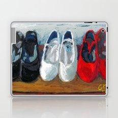 Zapatos de Flamenca Laptop & iPad Skin