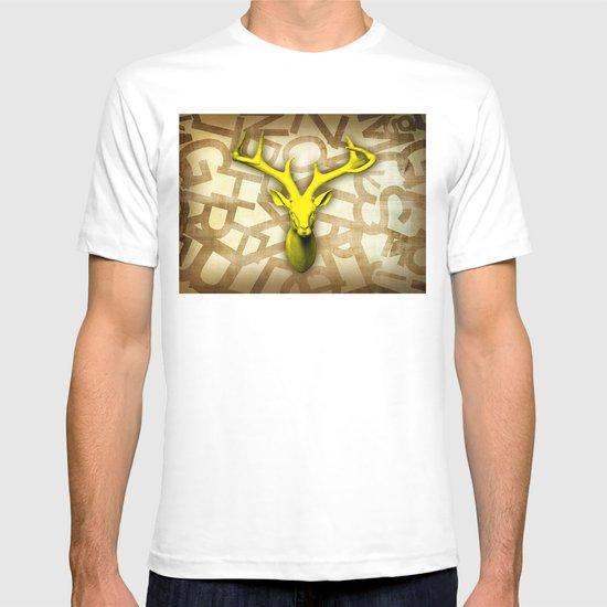 daffodil stag T-shirt