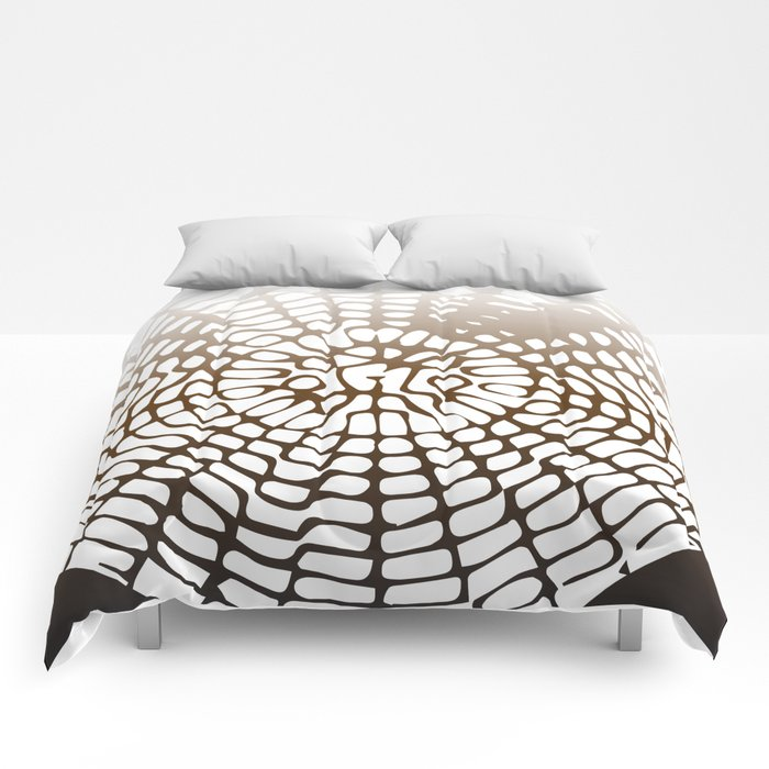Earth Cymatics Comforters
