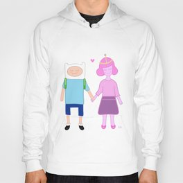 love is an adventure Hoody