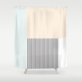 Pastelart III Shower Curtain