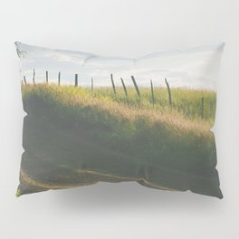 Country Curves Pillow Sham