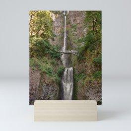 A Most Spectacular Waterfall Mini Art Print