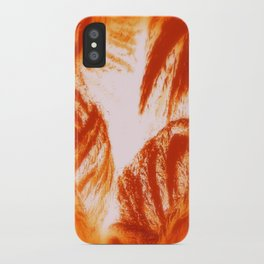Red Hot & Woolly iPhone Case