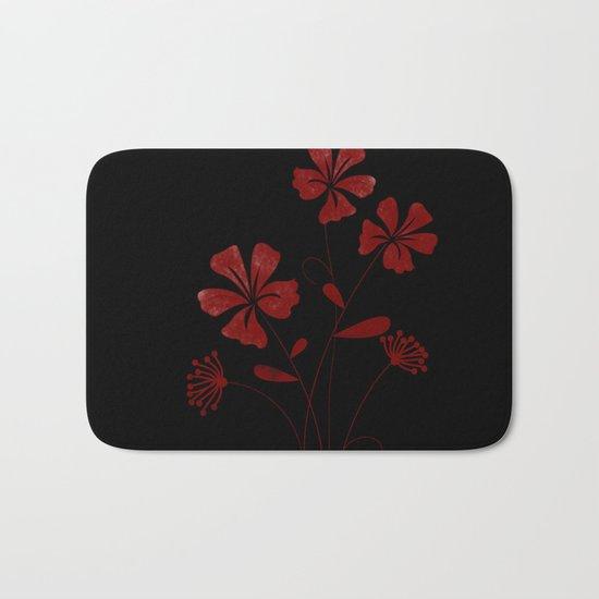 Flower..5 Bath Mat