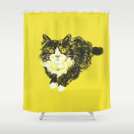 Lone Fernando Shower Curtain