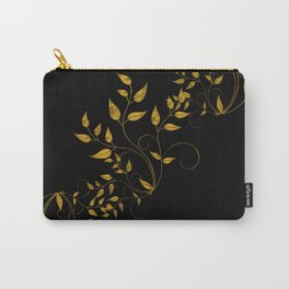 TREES VINES AND LEAVES OF GOLD Carry-All Pouch