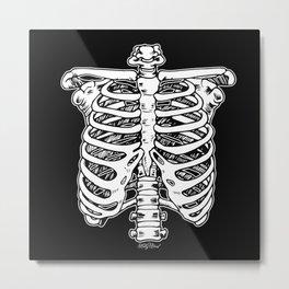 Funnybones Metal Print