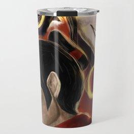 Shredder Kitsune Alopex Travel Mug