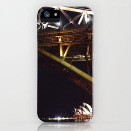 Sydney Classic iPhone Case