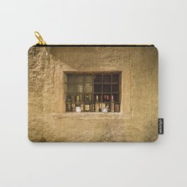 Old Bottles of Italy Carry-All Pouch