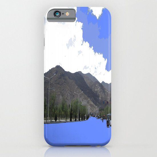 Lots Of Fresh Air iPhone & iPod Case