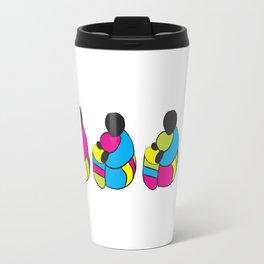 3 Drummer Men Travel Mug